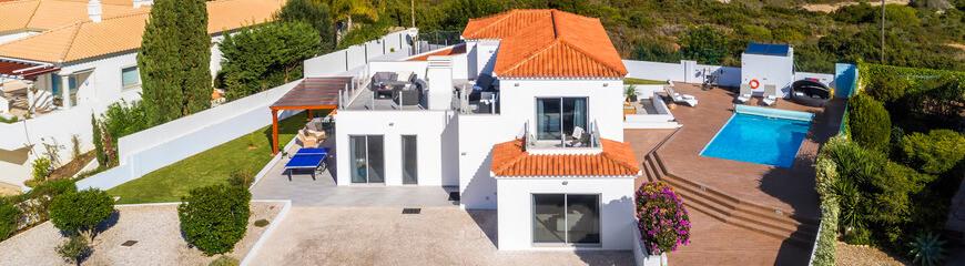 Luxe vakantiehuizen Algarve huren