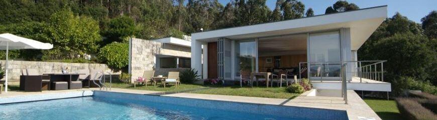 Location villa de luxe au nord du Portugal