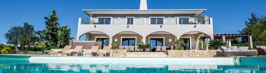 Luxe vakantiehuizen Portugal