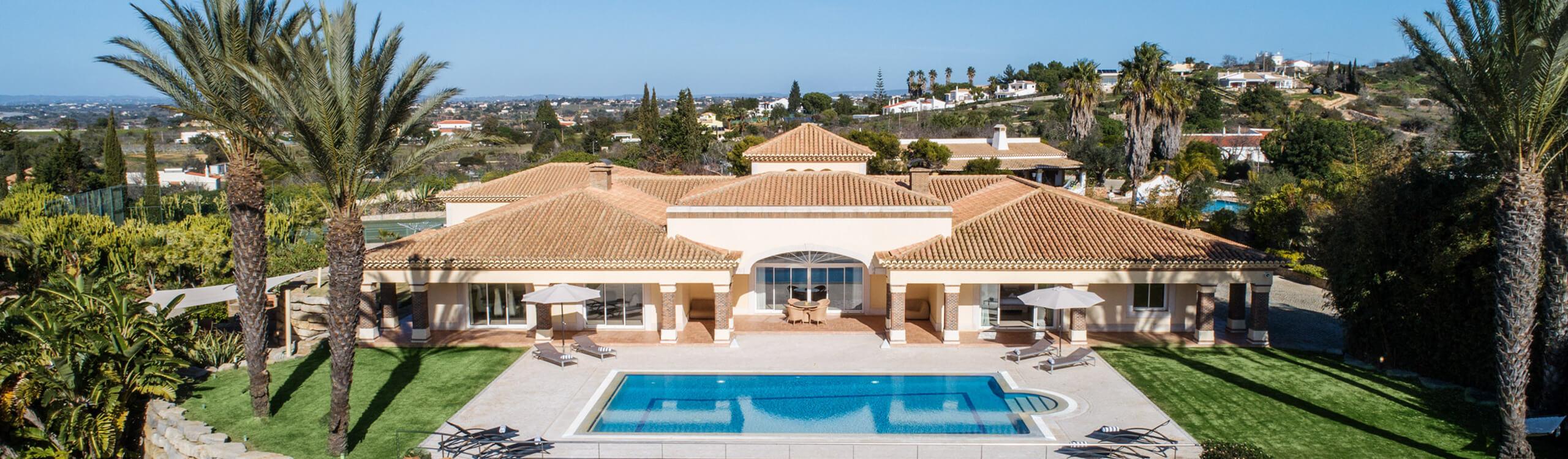 Private Villas In Portugal algarve villa | rent luxury villa carvoeiro